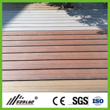 Outdoor Co-Extruded WPC Decking