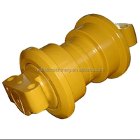 PC200 PC200-1 PC200-2 crawler undercarriage parts for excavator bulldozer track roller bottom roller lowe roller E120B n
