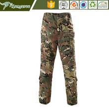 Men Army Camouflage Military Pants Cargo Pants Acu Pants