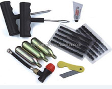 High quality motorcycle plastic contactor tire repair kit