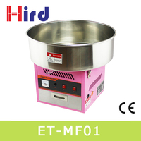 ET-MF01 hot selling!Electric cotton Candy Floss machine HIRD snack equipment
