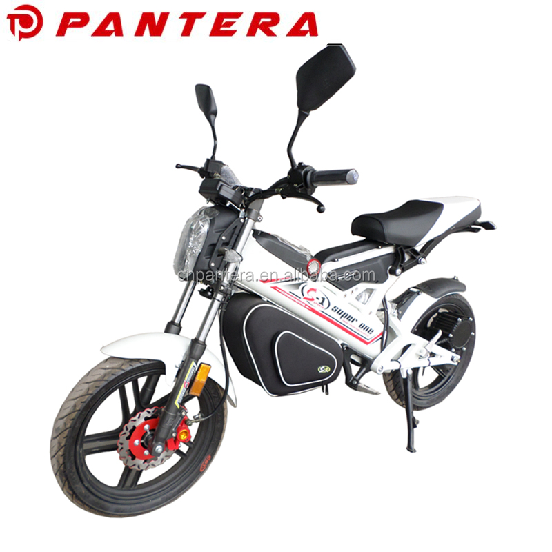 Brushless DC Motor New Folding Electric Bike