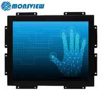 Industrial Open Frame Capacitive points 10 inch touch Screen Monitor
