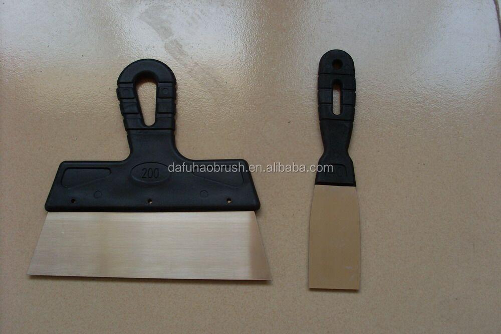 Plastic Handle Blade Scraper/putty Knife Scraper/scraper Blade ...