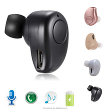 s530 Mini bluetooth earphone Headphones Wireless Bluetooth Headset Mini Headset music