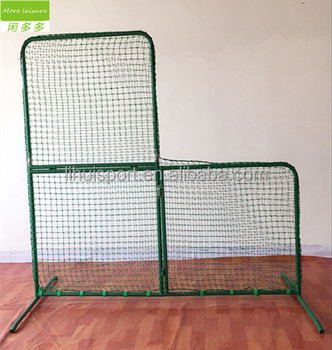 screen Baseball Softball Practice Net Hitting Batting Training Net
