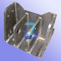 Chinese steel fabricator of OEM welding parts, laser cutting parts