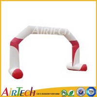 outdoor giant cheap inflatable arch for sale