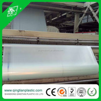 UV resistant PE film PO greenhouse film fastening with great price