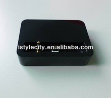 2014 data charger , Docking Station, base charger for iPhone 5 with audio output
