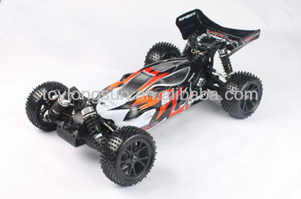 ERC brushed motor 1/10 scale electric rc buggy