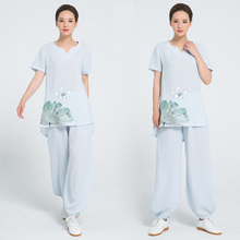 wholesale new arrive chinese traditional clothes for women kung fu uniforms for cheap