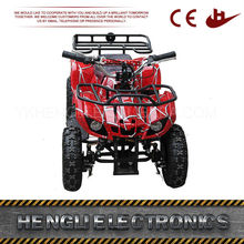 High quality 4x4 36v quad pedal bikes