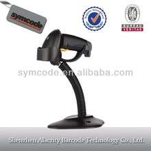 High Scaned Speed Laser Barcode Scanner Reader Gun with USB Cable for Supermarket and POS System