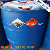 CAS 64-19-7 Phenyl Acetic Acid With GAA Glacial Acetic Acid Supplied by ISO Factory