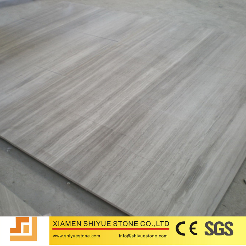 Wooden Marble Tile Flooring
