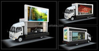 LINSO and YEESO Mobile LED Display Trucks,Customized Digital Billboards Advertising Vehicles for Sale