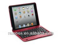 For iPad Mini Bluetooth Keyboard Case Cover with Stand Wireless Keyboard Case