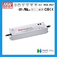 Genuine MEANWELL 150W Single Output LED Power Supply HLG-150H-30