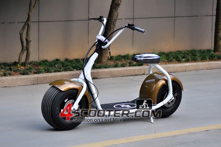 Colorful Crazy Selling China Electric Scooter Trike Crowler Electric Scooter ES8004