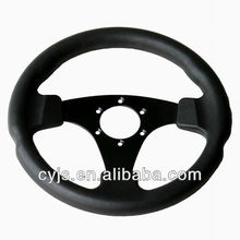 Racing Car PVC/PU Steering Wheel ( CY-F300A)/steering wheel