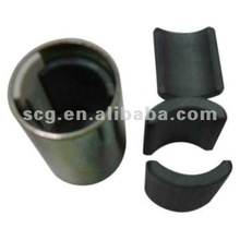 Anisotropic arc Ferrite Magnets for car