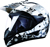 Motorcycle Accessories off road helmet,European Style,ABS Shell,PC Visor
