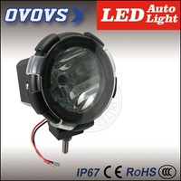 Direct factory 4''35w 55w HID XEON led work light headlight for j-eep,truck,tractor