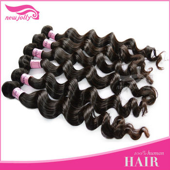 New style, Italian wave brazilian virgin hair