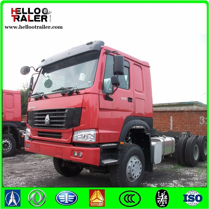 Chinese supplier tractor truck for semi trailer