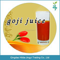 100% pure goji berry juice 13%-18% brix
