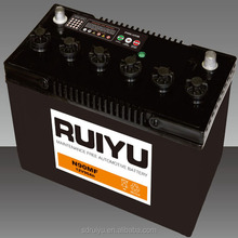 Hot sell big discount low price for starting 12v auto battery