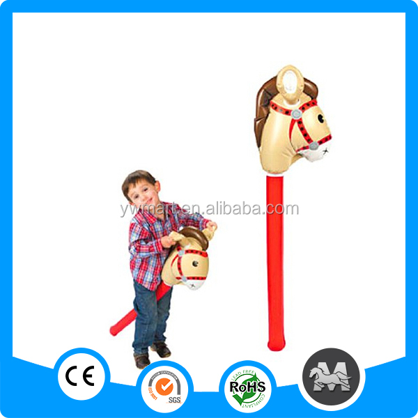 Customized kids inflatable jousting sticks