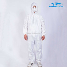 Safety Work Suit Protective Disposable coverall For Spray Painting
