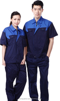 OEM Factory Price Waterproof Work Uniform Unisex Summer Workwear W-08