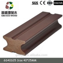2014 wpc decking joist outdoor/wpc decking keel