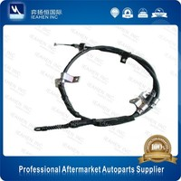 Car Auto Brake Systems Left Brake Cable OE 59760-2H300/59760-2L300 For I30/Elantra