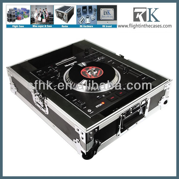 Virtual DJ Outdoor Waterproof Flight Road Case