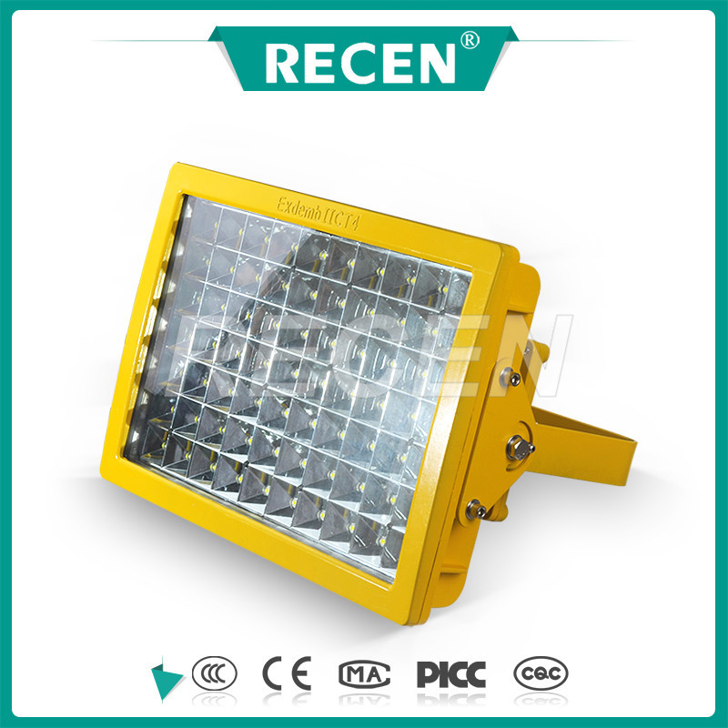 China factory 100 120 140 200 watt IP66 Bridgelux light source Satisfactory Prices LED explosion proof light fittings