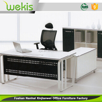 Modern Office furniture L shaped desk Executive Table