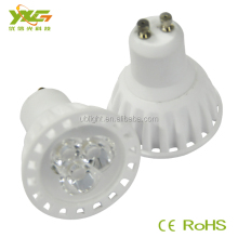 hot sales for 2016 diameter 63mm gu10 6w par20 led spot light