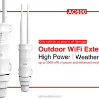 AC600 Outdoor Wireless POE Wifi Repeater