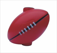OEM Custom Design Wholesale Promotional Inflatable PU Rugby Ball