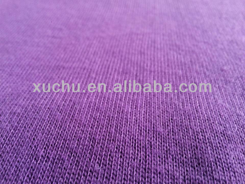 single jersey 100 polyester fabric