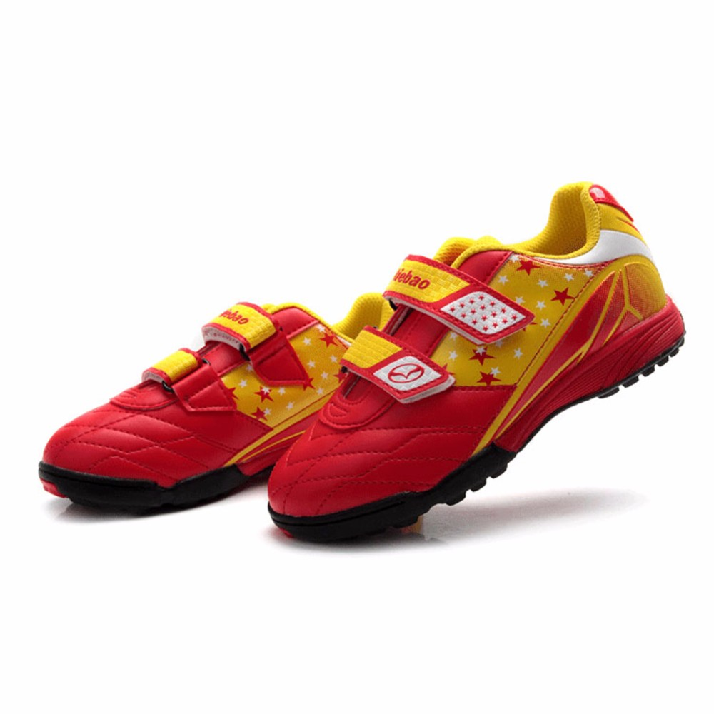 tiebao boy s classic athletic shoes cool soccer sneakers