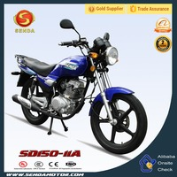 Chongqing Economic and Practical 125CC 150CC 175CC Street Bike for Cheap Sale SD150-11A