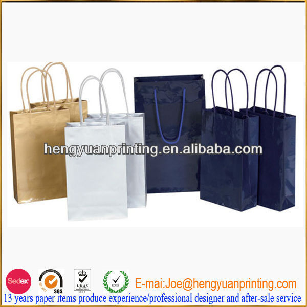 Hot Products fashion show gift bags