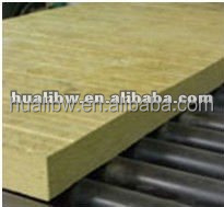 asbestos free roofing rock wool board manufacturer with stable price