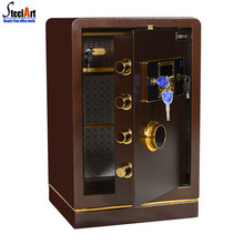 Heavy duty design home electronic metal safe