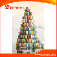 11 tier dessert and cake display stand round tower food display